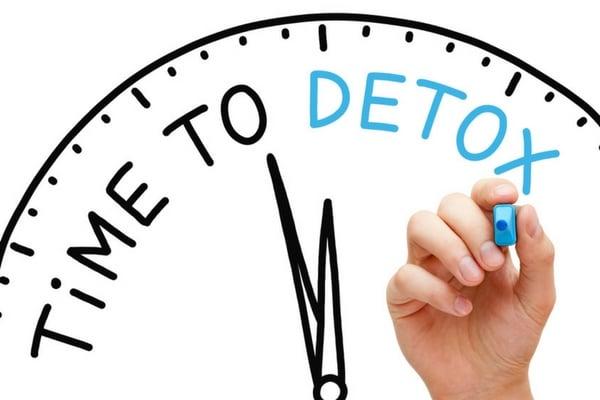 Iv vitamin therapy for detox in Oakville