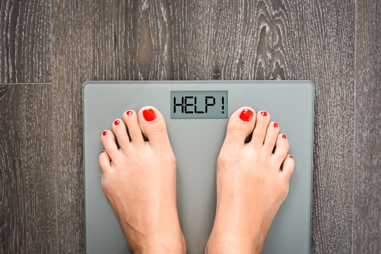 Weight Gain is Caused By High Stress