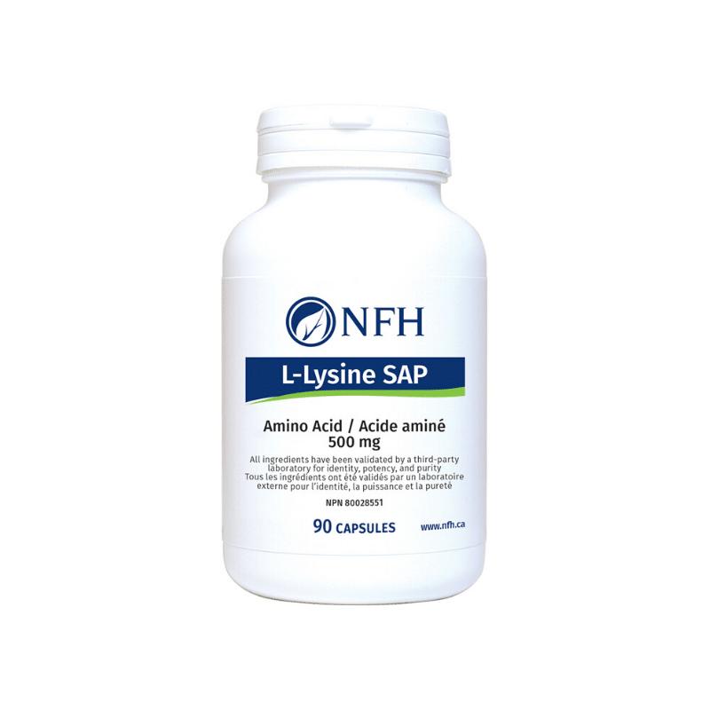 NFH - L-Lysine • Oakville Naturopath